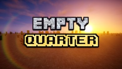 Photo of Minecraft – Empty Quarter Survival Map