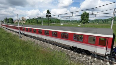 Photo of Transport Fever 2 – Eurofima Coaches DB2 Set