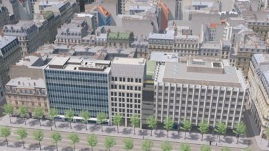 Photo of Cities Skylines – European Office Building 1