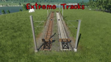 Photo of Transport Fever 2 – Extreme Tracks