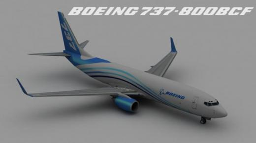 Photo of Cities: Skylines – FAIB Boeing 737-800 BCF