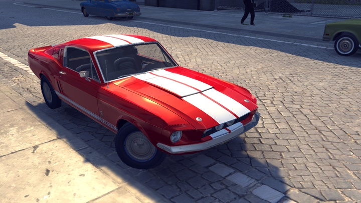 Photo of Mafia 2 – Ford Shelby GT500 1967 V1