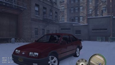 Photo of Mafia 2 – Ford Sierra