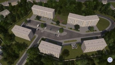 Photo of Cities Skylines – French Apartment Block 2