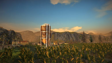 Photo of Surviving the Aftermath – Grain Storage Silo V1