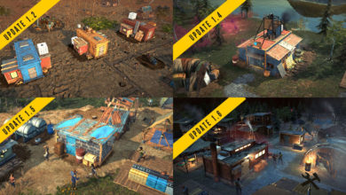 Photo of Surviving the Aftermath – Hexagon Building Pack V1.7