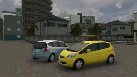 Photo of Cities: Skylines – Honda Fit/Jazz(GE6)