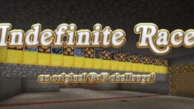 Photo of Minecraft – Indefinite Race Map