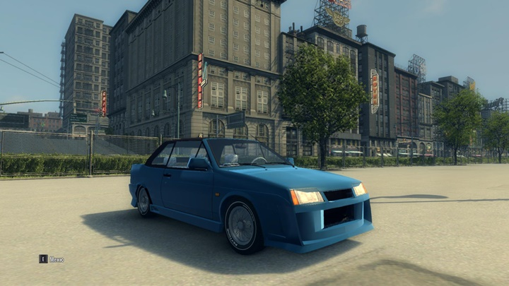 Photo of Mafia 2 – Lada 2108 Natasha V3
