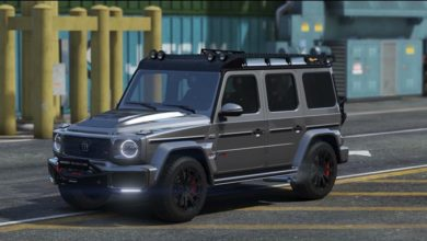 Photo of GTA 5 – Mercedes-Benz G63 2019 Car Mod