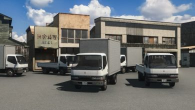 Photo of Cities Skylines – Mitsubishi Canter Truck
