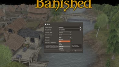 Photo of Banished – More Climates