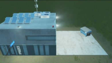 Photo of Cities Skylines – Police Office (INT)