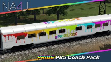 Photo of Transport Fever 2 – Pride 2020 P85v2 Coach