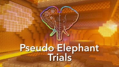 Photo of Minecraft – Pseudo Elephant Trials Puzzle Map