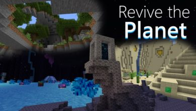 Photo of Minecraft – Revive The Planet Adventure Map