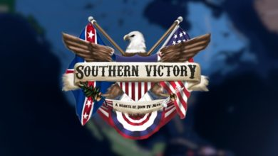 Photo of Hearts of Iron IV – Southern Victory