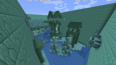 Photo of Minecraft – Thema Parkour Map