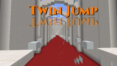 Photo of Minecraft – Twin Jump Parkour Map