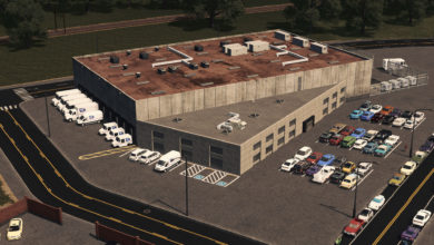 Photo of Cities Skylines – USPS Prop Pack