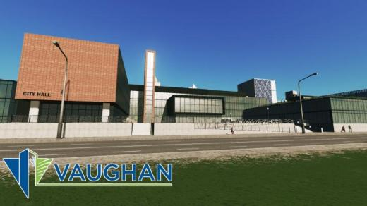 Photo of Cities: Skylines – Vaughan City Hall
