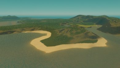 Photo of Cities Skylines – Vulture Island Map
