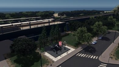 Photo of Cities Skylines – Additional Metro Entrance 2