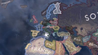 Photo of Hearts of Iron IV – Beckman Font Mod – Fraternite en Rebellion