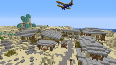 Photo of Minecraft – Beyond 256 Fight Simulator Survival Map