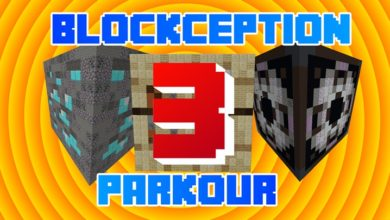 Photo of Minecraft – Blockception Parkour 3 Map