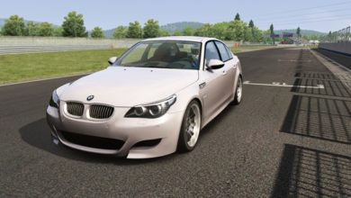 Photo of Assetto Corsa – BMW M5 E60