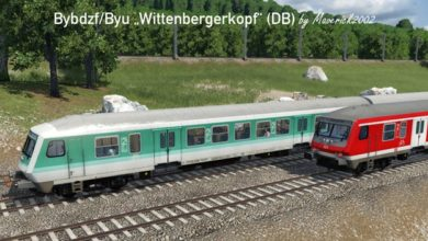 Photo of Transport Fever 2 – Bybdzf DB Wittenbergerkopf