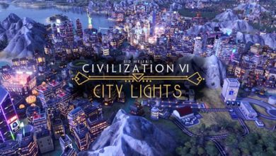 Photo of Civ 6 – City Lights