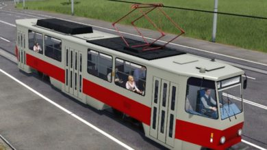 Photo of Transport Fever 2 – CKD Tatra T6A2