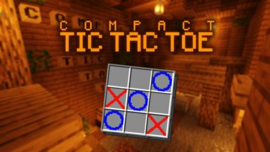 Photo of Minecraft – Compact Tic Tac Toe Game Map