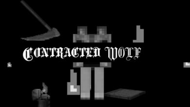 Photo of Minecraft – Contracted Wolf Horror Map