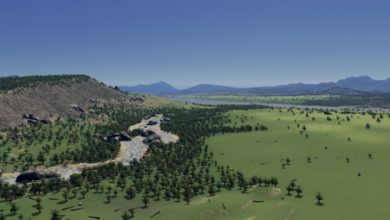 Photo of Cities Skylines – Digory Valley Map