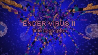 Photo of Minecraft – Ender Virus II Adventure Map
