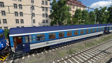 Photo of Transport Fever 2 – Eurofima Coaches CD-ZSSK Set