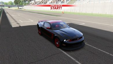 Photo of Assetto Corsa – Ford Mustang Boss 302 Laguna Seca