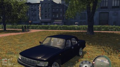 Photo of Mafia 2 – Gaz 31029 Volga Car Mod