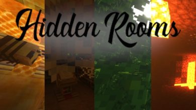 Photo of Minecraft – Hidden Rooms Puzzle Map