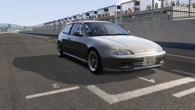 Photo of Assetto Corsa – Honda Civic SiR-II EG6