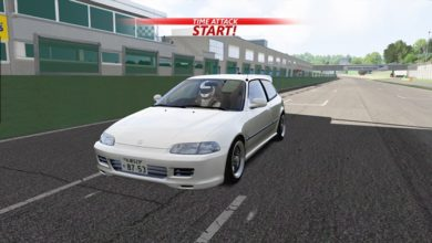 Photo of Assetto Corsa – Honda Civic SiR-II [EG6]