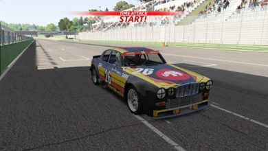 Photo of Assetto Corsa – Jaguar XJ12C Broadspeed