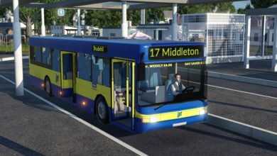 Photo of Transport Fever 2 – JPT Volvo 5000 Bus Mod