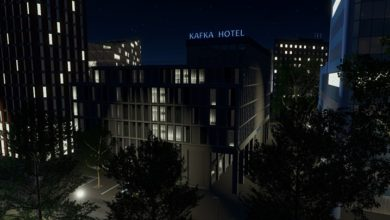 Photo of Cities Skylines – Gerard Doustraat Synagogue