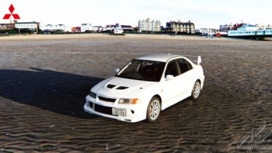 Photo of Assetto Corsa – Mitsubishi Lancer Evolution VI