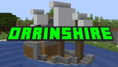 Photo of Minecraft – Orrinshire Adventure Map