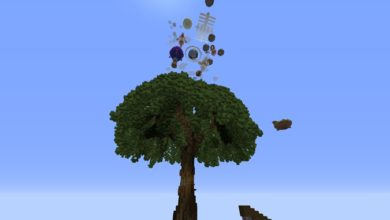 Photo of Minecraft – Parkour Your Way Up Map